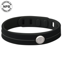 <b>P101  Antifatigue Energy Titanium Silicone Smart Bracelet (unisex)</b>-P101