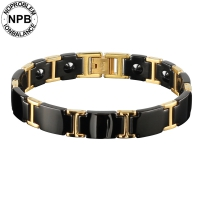 <b>P099 Anti-fatigue Infrared Health Power 99.99% Pure Germanium Powder Beads Bracelet (unisex)</b>-P099